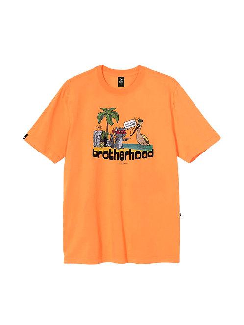 Tee Brotherhood Orange