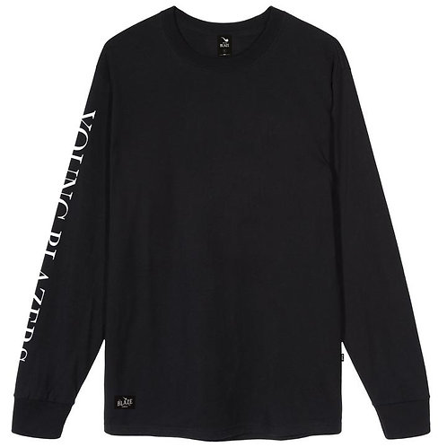 L/S Tee Young Blazers Black