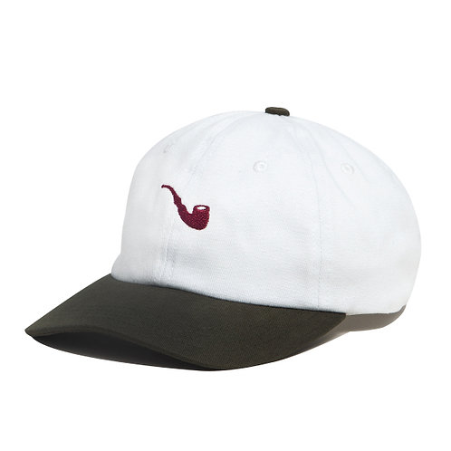 Strapback Pipe White
