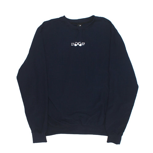 Crewneck Ly x Sp Marine