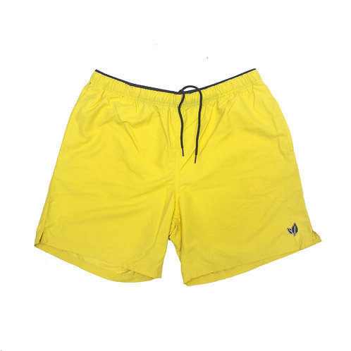 2nd Leaf Yellow Shorts