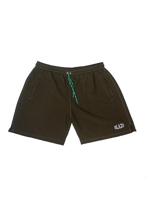 Shorts Blaze Compact Moss