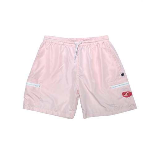 Shorts Patch Pocket Pink