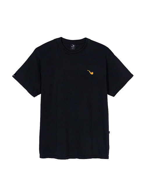 Tee Small Pipe Black