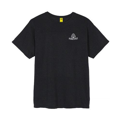 Camiseta Hpw Logo Preta