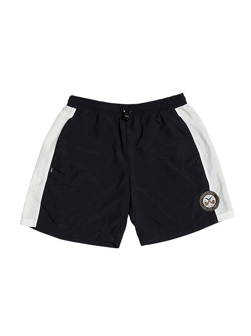 Shorts Pipe All Black