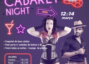 Março - Cabaret Night