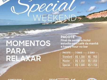 De 12 a 15 de agosto 2021, Special Weekend