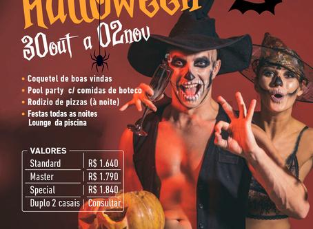 Outubro - Halloween