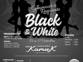 De 15 a 17 de outubro 2021, Black & White