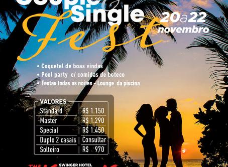 Novembro - Couple & Single