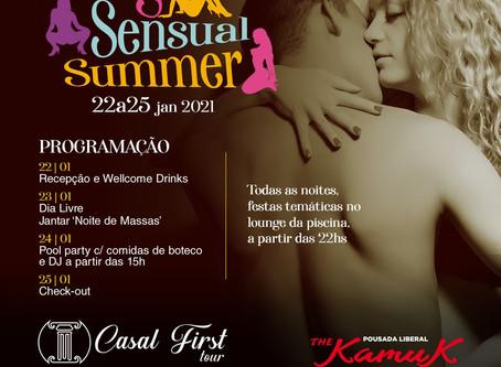 Janeiro - Swing Sensual Summer