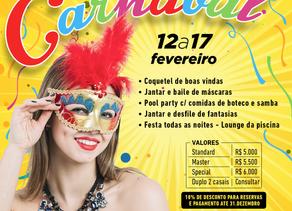 Fevereiro - Carnaval 2021