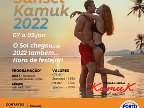 De 07 a 09 de janeiro 2022, Sunset Kamuk 2022