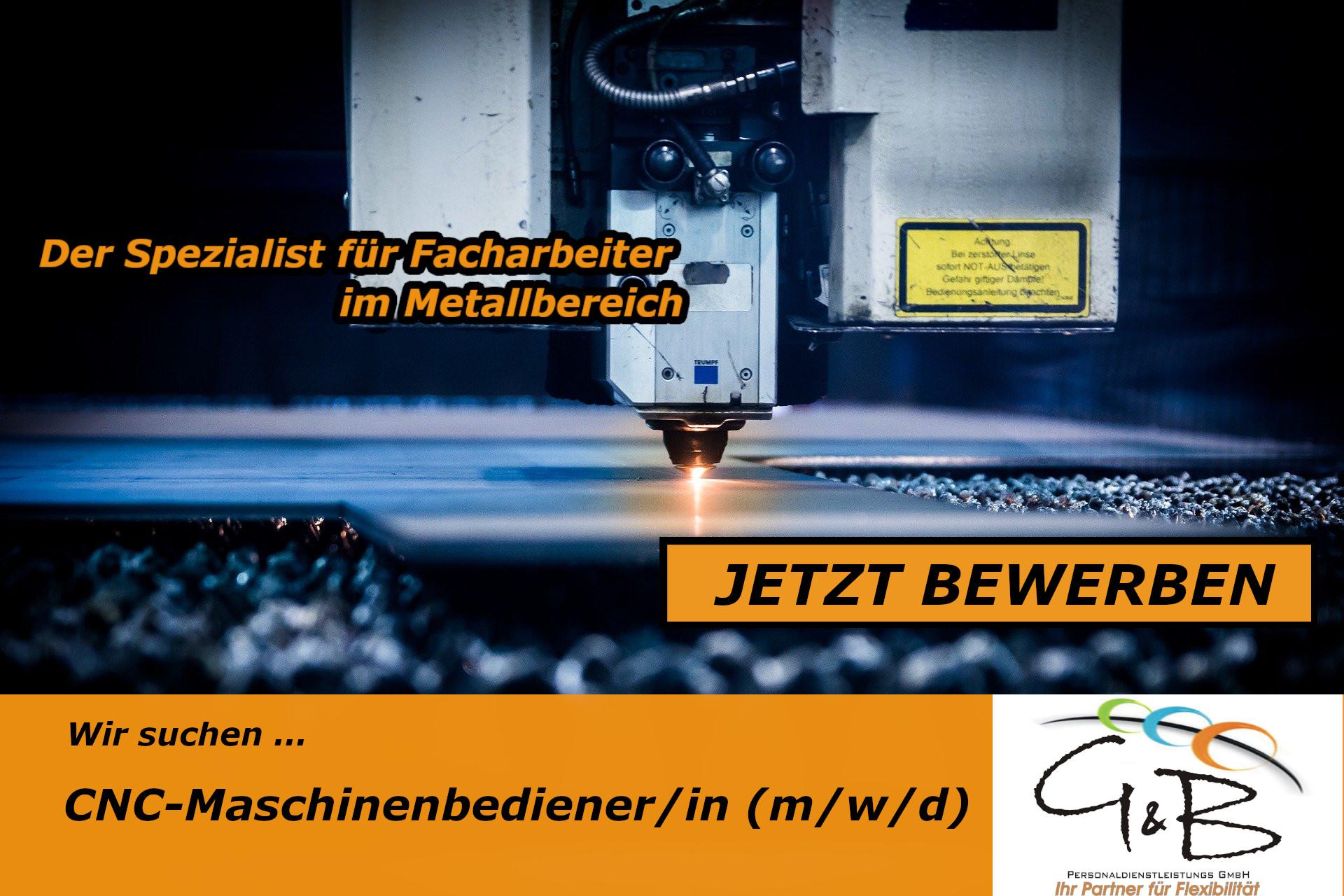 G&B_CNC-Maschinenbediener