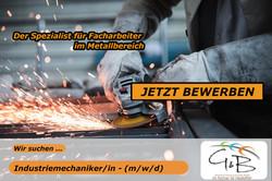 G&B_Industriemechaniker_Wir suchen DICH !!! Wir haben den richtigen JOB für DICH !!! JETZT BEWERBEN