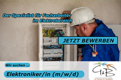 G&B_Elektronikerin_Wir suchen DICH !!! Wir haben den richtigen JOB für DICH !!! JETZT BEWERBEN !!!