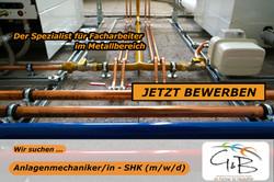 G&B_Anlagenmechanikerin_Wir suchen DICH !!! Wir haben den richtigen JOB für DICH !!! JETZT BEWERBEN