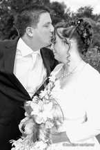 mariage rempli de tendresse
