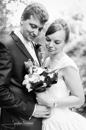 le bouquet des mariés