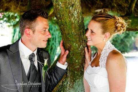 belle photo de mariage près de Liege