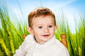 photo d'un petit garçon