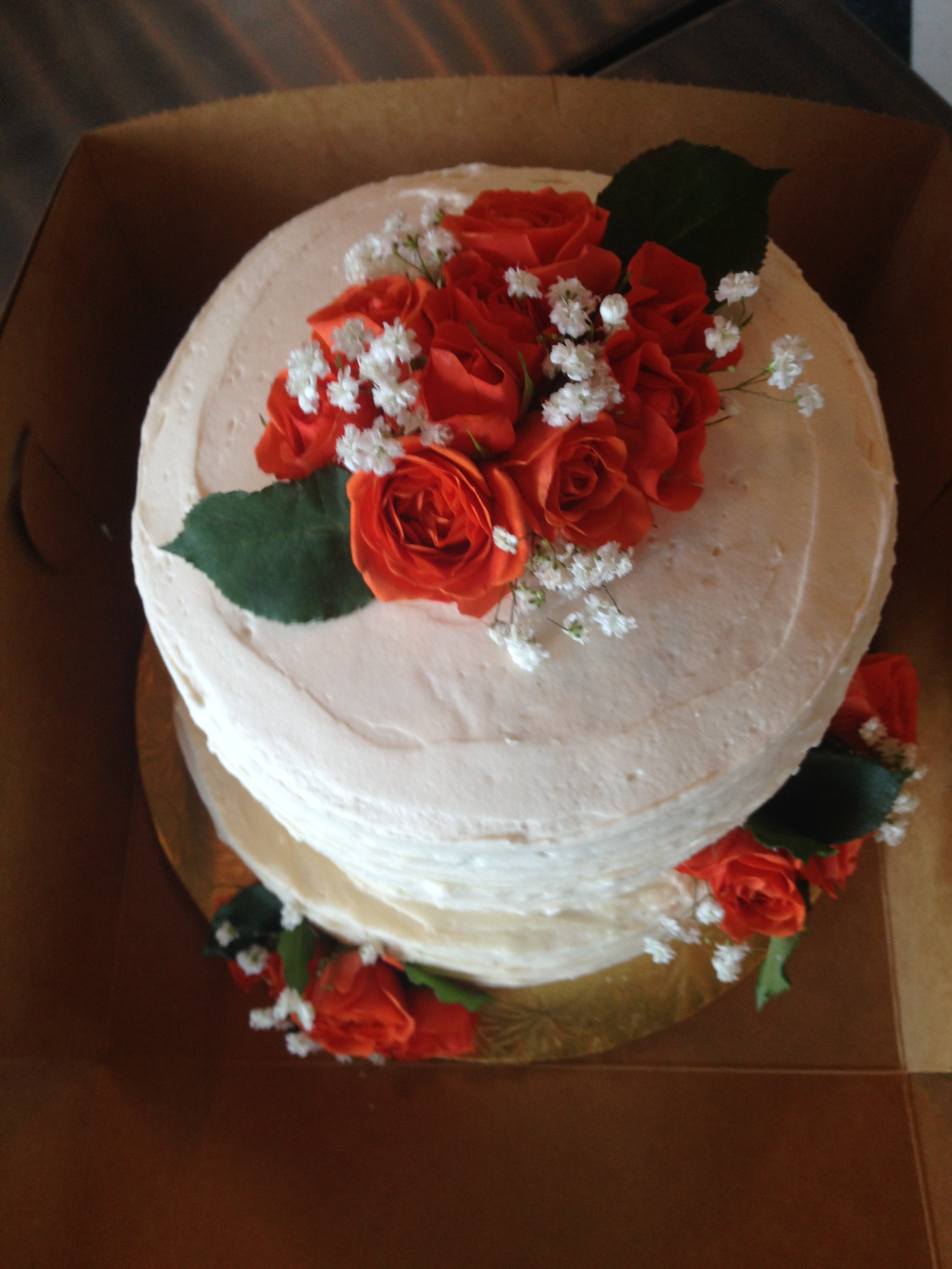 Vegan & GF Wedding Cake Consultation