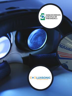 Virtual Reality Training Videos on PPE Keep Saskatchewan Paramedics Safe During Pandemic