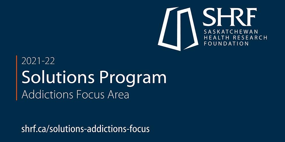 Solutions Opportunities Information Webinar