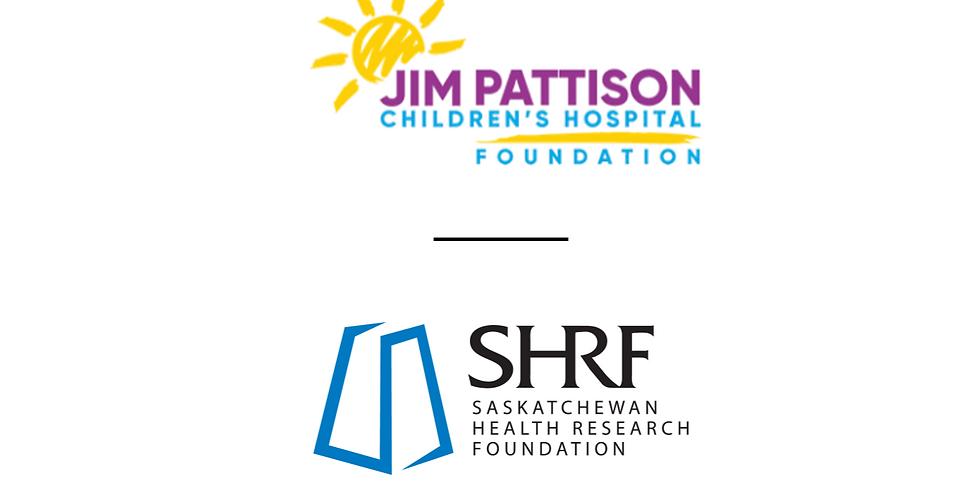 Webinar: Jim Pattison Children's Hospital Foundation Research Grant