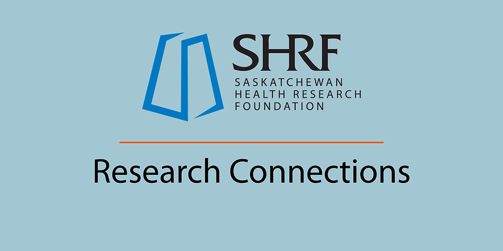 Research Connections Information Webinar