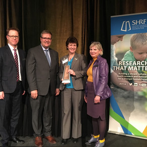 Honouring Achievement in Saskatchewan's Health Research Community