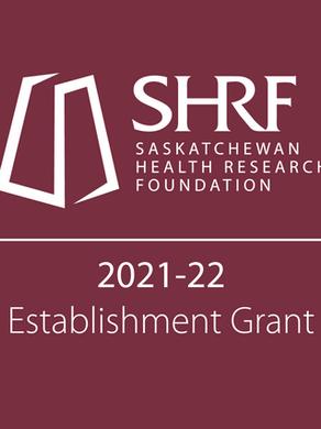 2021-22 Establishment Grant Results