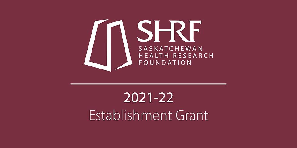 Establishment Grant Information Webinar