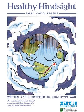 SK-produced COVID comics communicate pandemic science through engaging medium