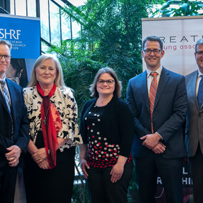 SHRF and The Lung Association, Saskatchewan Commit $1M to Respiratory Research Funding