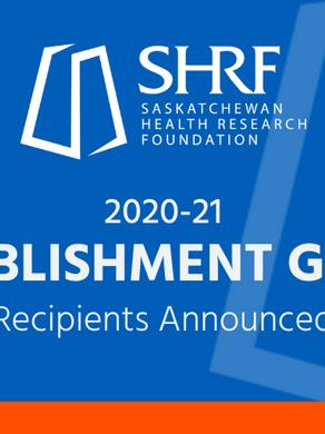 SHRF Supports New Investigators to Tackle Saskatchewan Health Challenges