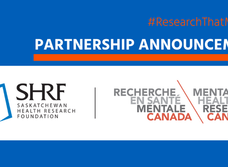 SHRF and Mental Health Research Canada Team Up to Support COVID-19 Research