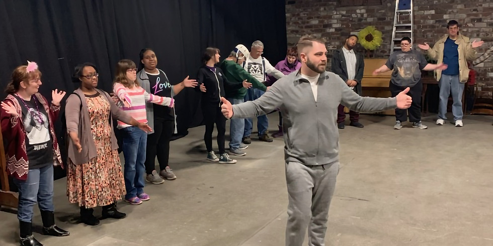 Intro to Musical Theatre Dance