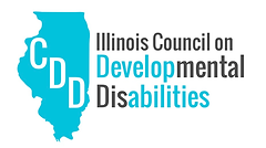 Illinois Council on Developmental Disabilities logo