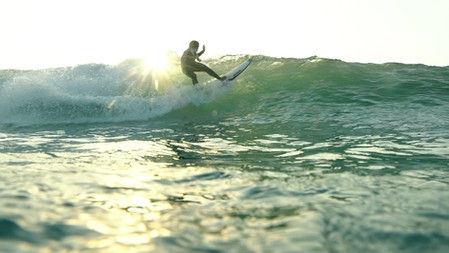 Surprise - Rise of a Surfing Prodigy