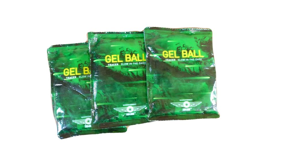 Tracer Glow in the Dark Gel Balls For Sale