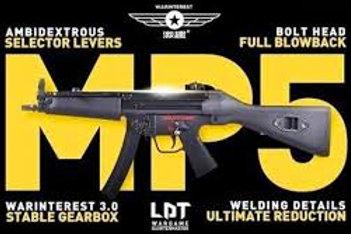 MP5 Warinterest Metal Gears