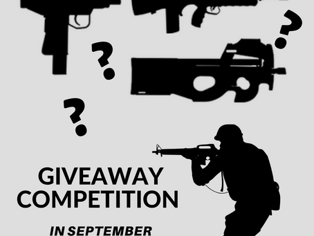 September Giveaway Competition