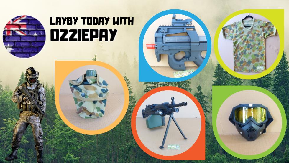 Oz Gel & Tactical Supplies Launches OzziePay