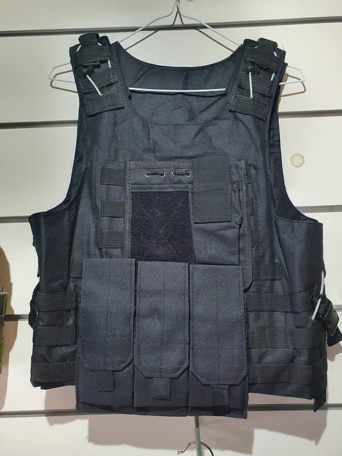 Tactical Vest Black