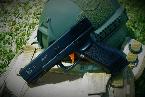 SKD Glock G18 Pistol Gel Blaster Side View