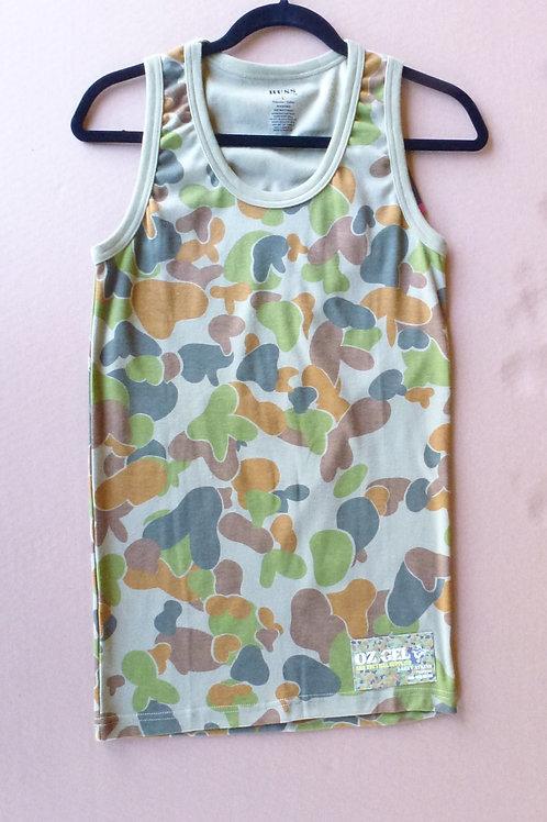 Camouflage Singlet