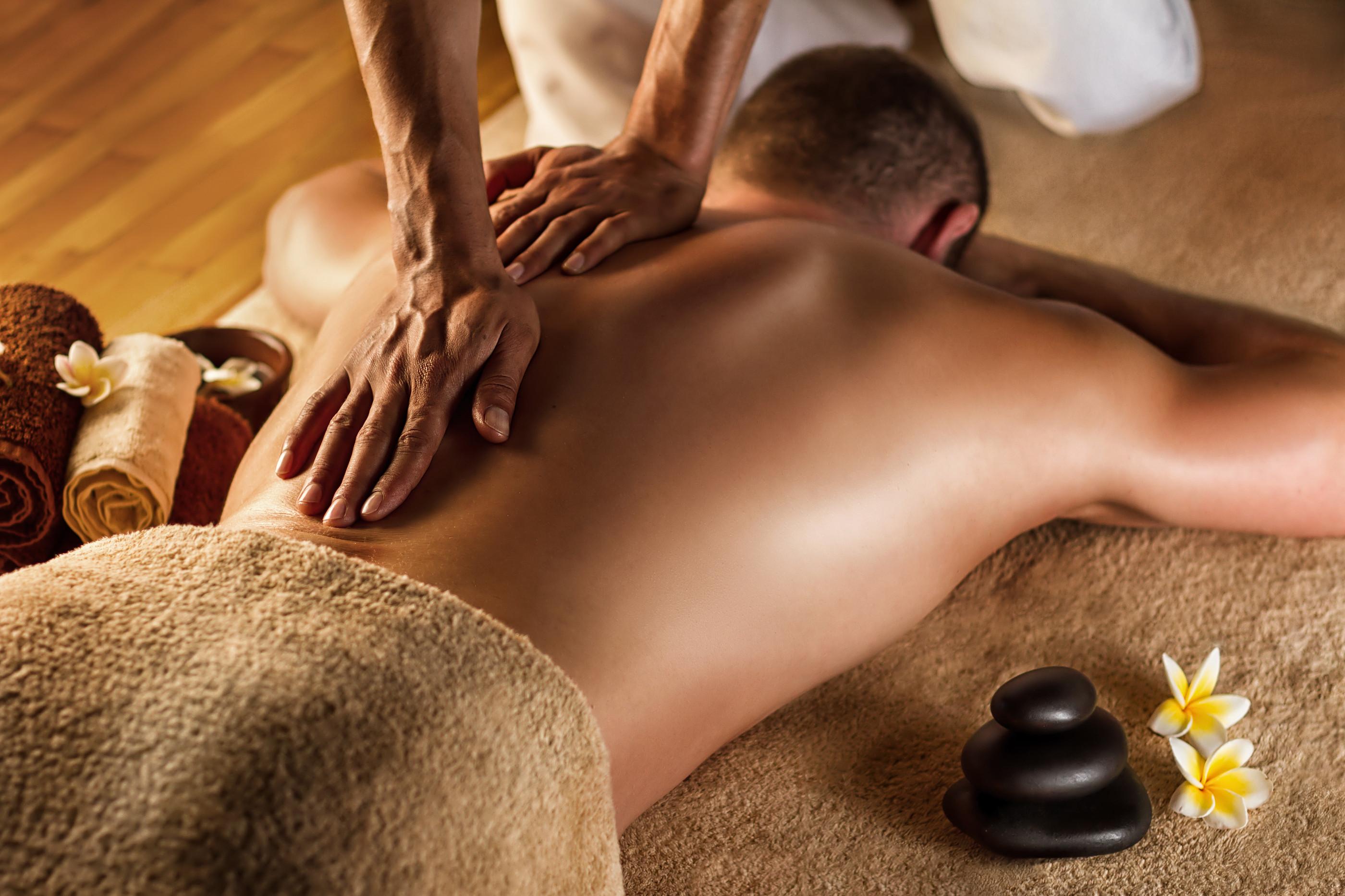 Klassische Massage