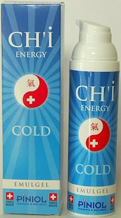 chi energy cold emulgel